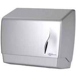 Pojemnik podajnik bisk masterline 00398 na ręczniki papierowe zz w listkach marki Bisk®