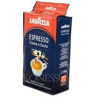KAWA WŁOSKA LAVAZZA Espresso Crema e Gusto 250g z kategorii Kawa