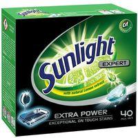 Unilever  sunlight tabletki do zmywarki (669972) darmowy odbiór w 20 miastach!