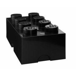 Lego pojemnik na klocki 8 4004, czarny