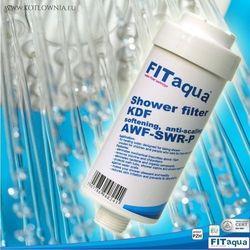Filtr prysznicowy zmiękczający Fit AQUA z kategorii Dzbanki filtrujące