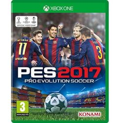 Pro Evolution Soccer 2017 z kategorii [gry Xbox One]