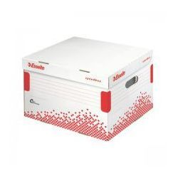 Kontener otwierany z góry  speedbox rozmiar l marki Esselte
