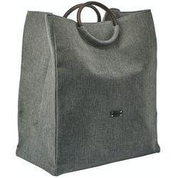 Aquanova Kosz na pranie jada silver grey 60 cm