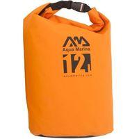 Aqua marina Wodoodporna torba  super easy dry bag 12l - kolor pomarańczowy