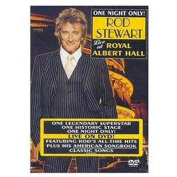 One Night Only! Live At Royal Albert - Rod Stewart