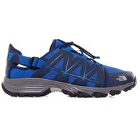 Buty The North Face LITEWAVE AMPHIBIOUS (T0CXS6GNL) - niebieski/szary