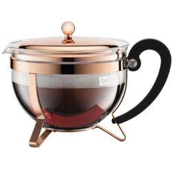 Bodum - Zaparzacz tłokowy do herbat, miedziany
