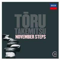 Takemitsu November Steps [CD] - Nobuko Imai, Seiji Ozawa, Saito Kinen Orchestra