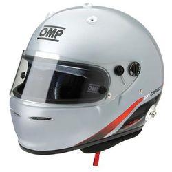 Kask OMP Grand Prix Carbon 8860 (homologacja FIA), produkt marki OMP Racing