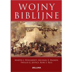 Wojny biblijne - Wysyłka od 3,99 - porównuj ceny z wysyłką, książka z kategorii Książki militarne
