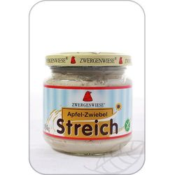 Zwergenwiese: pasta słonecznikowa z jabłkiem i cebulą BIO - 180 g, kup u jednego z partnerów
