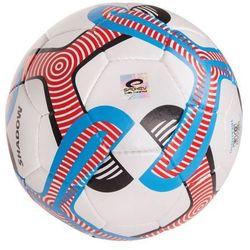 Piłka nożna SPOKEY Shadow Biały (rozmiar 5) (5901180359320)