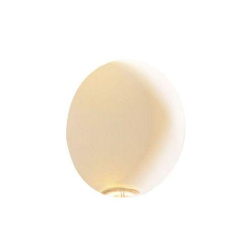 Oprawa do wbudowania Zero okrągła LED ścienna (lampa zewnętrzna ścienna) od lampyiswiatlo.pl