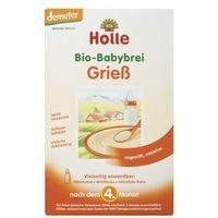 Holle (dla niemowląt) 4 mc kasza manna bio 250 g - holle