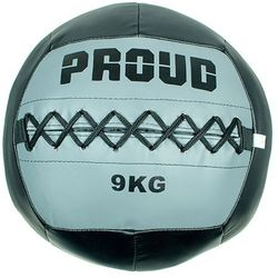 Piłka lekarska wall ball proud - 9kg - tsr marki Training show room
