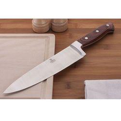 Gerpol / gerpol noże i nożyczki / noże nkb5 Gerpol nóż szefa kuchni nkb5 20 cm z drewnianą jękojeścią
