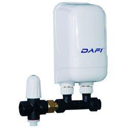 Przepływowy ogrzewacz wody DAFI 9 kW z przyłączem - oferta (65af2a7647a143fb)
