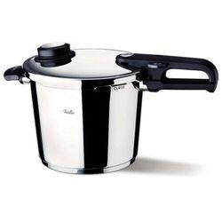 Fissler Vitavit Premium - Szybkowar 8,0 l z wkładem do gotowania na parze - 8,00 l