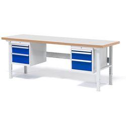 Stół roboczy z wyposażeniem, 232159