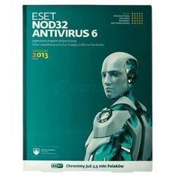 Program nod32 antywirus 1 user, marki Eset