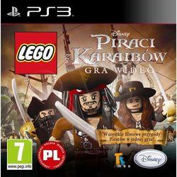 LEGO Piraci z Karaibów, gra na konsolę PlayStation3