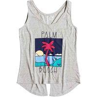 podkoszulka ROXY - Hyper Paradise Palm Beach Heritage Heather (SGRH) rozmiar: S