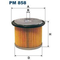 Filtr paliwa pm 858 wyprodukowany przez Filtron