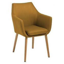 Producent: elior Fotel vintage elpro - żółty