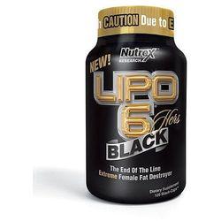 Nutrex Lipo 6 Black Hers 120kap z kategorii Spalacze tłuszczu