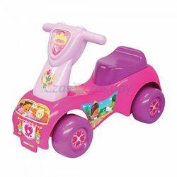mój pierwszy jeździk - księżniczki, marki Fisher price