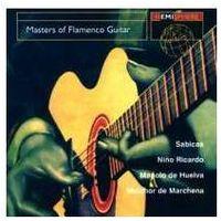 Warner music poland / hemisphere Masters of flamenco guitar (0724385927324)