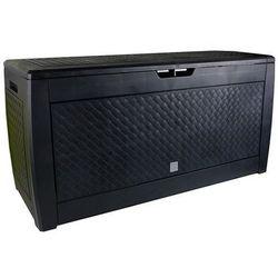 Skrzynia ogrodowa boxe matuba s433 antracyt marki Prosperplast