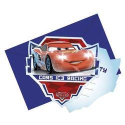 Zaproszenie urodzinowe Cars Ice - 1 szt. (5201184848425)