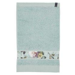 Essenza Elegancki ręcznik bawełniany z ozdobnym motywem kwiatowym, ręcznik luksusowy, , 70 x 140 cm