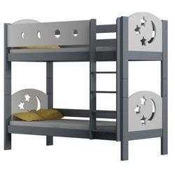 Łóżko dziecięce piętrowe Dream w rozmiarze 160x80