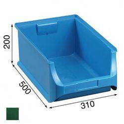 Allit Warsztatowe pojemniki z tworzywa sztucznego - 310 x 500 x 200 mm (4005187562194)