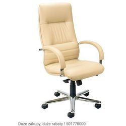 Nowy styl Krzesło obrotowe linea steel04 chrome z mechanizmem multiblock