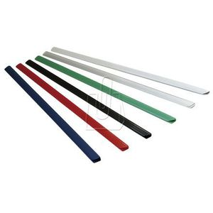 Listwy (grzbiety) wsuwane standard 4mm 50 szt. czarne marki Argo