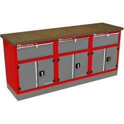 Fastservice Stół warsztatowy – t-32-32-32-01