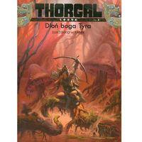 Thorgal Louve t.2 Dłoń boga Tyra (9788323747956)