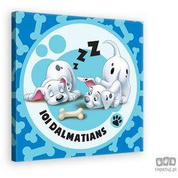 Obraz 101 Dalmatyńczyków: Śpiące psy PPD1057, PPD1057