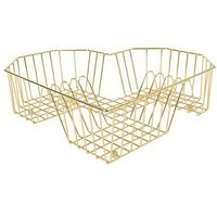 Suszarka do naczyń Dish rack Heart gold plated by pt,