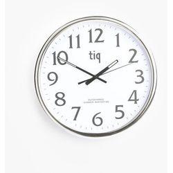 Zegar ścienny, automatyczny czas letni, Ø350 mm marki Aj produkty