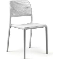Krzesło ogrodowe Bora Bistrot białe, 40243.00.000