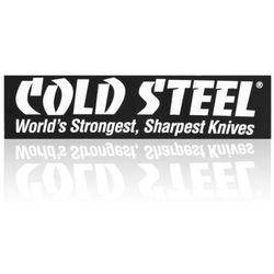 Naklejka na zderzak samochodowy Cold Steel Bumper White on Black (PRCSS.1) ()