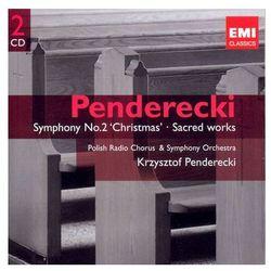 Symphony No 2 - Sacred Works - Krzysztof Penderecki (5099921766923)