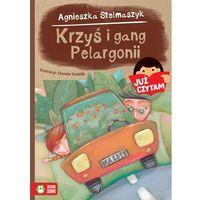 Krzyś i gang Pelargonii - Agnieszka Stelmaszyk (9788379836994)