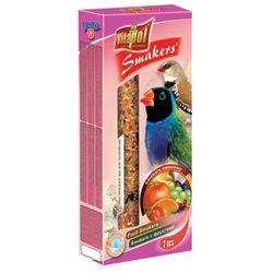 Vitapol Smakers owocowy kolby dla ptaków egzotycznych 2szt/90g