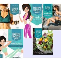 Kayla Itsines Bikini Body Guide -> 7 ebooków, książka z ISBN: